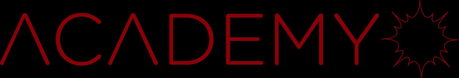 logo-Academy-rosso